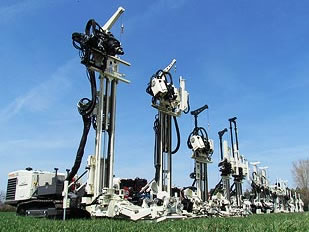 GEOPROBE MACHINES